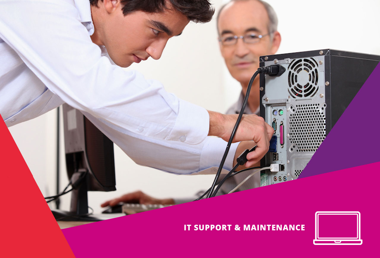 IT Support & Maintenance